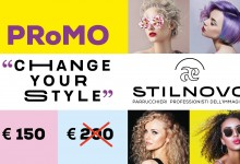 Change Your Stile Stilnovo - Solo 20 promo disponibili